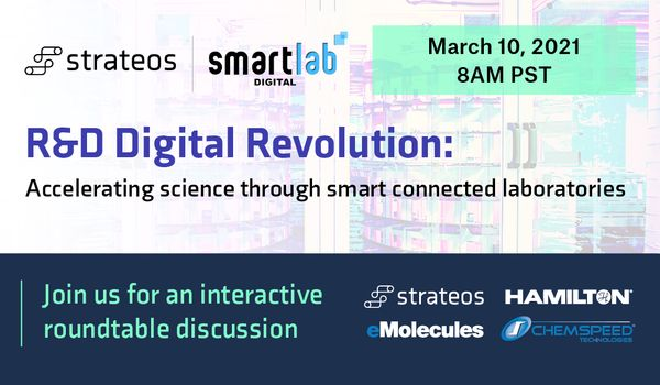 SMARTLAB DIGITAL 2021: LESSONS LEARNED FROM BUILDING SMART LABS