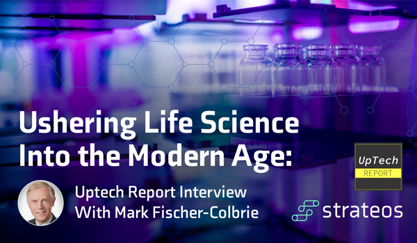 Ushering Life Science Into the Modern Age: Uptech Report Interview With Mark Fischer-Colbrie